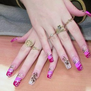Cute Natural Nail Designs 2013 Pictures