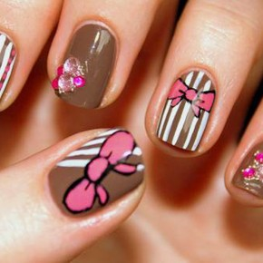 Cute Natural Nail Designs Concept Pictures