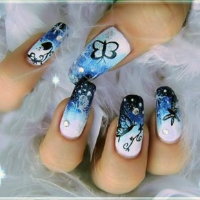 Cute Natural Nail Designs Images Pictures