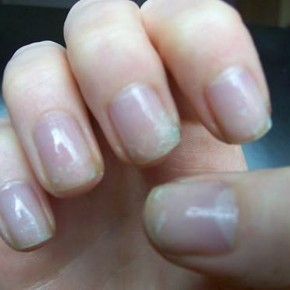 Cute Natural Nail Designs Tutorial Pictures