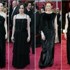 Dark Black Dress Styles Pictures
