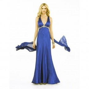 Deep V Neck Prom Dress For Sale Pictures