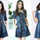 Denim Outfits Women 2013 Pictures