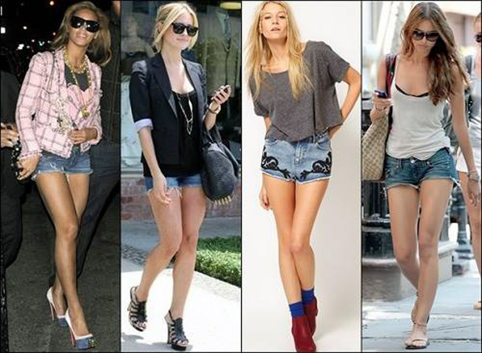 Denim Outfits Women Collection
