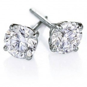 Diamond Earring Studs Sales Pictures
