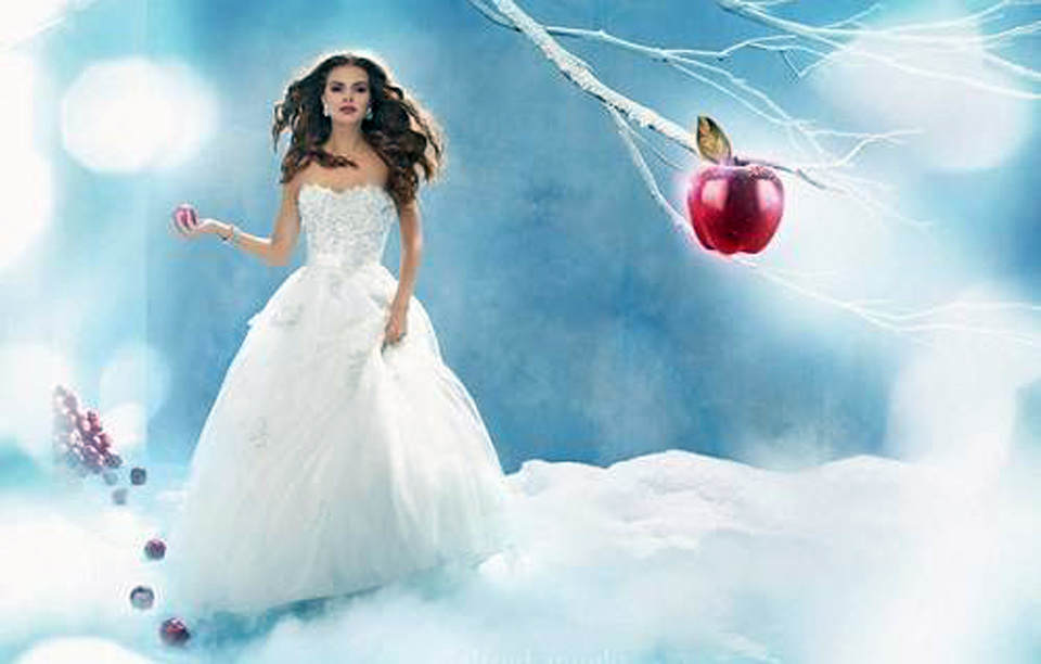 Disney Princess Wedding Dresses Pictures - Inofashionstyle.com