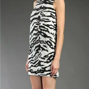 Dolce Gabbana Zebra Dress Concept Pictures