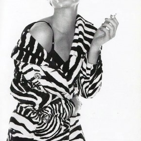 Dolce Gabbana Zebra Dress Designs Pictures