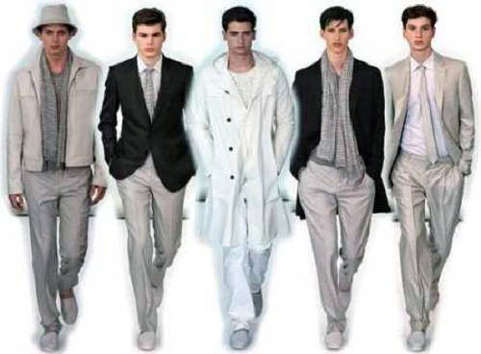 Dress Clothes Men Styles