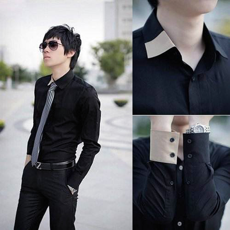 Dress Clothes Men Stylish