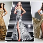 Dresses With Zebra Print 2013 Pictures
