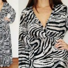 Dresses With Zebra Print Maxi Pictures