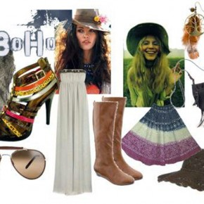 Dressing Boho Chic Images Pictures