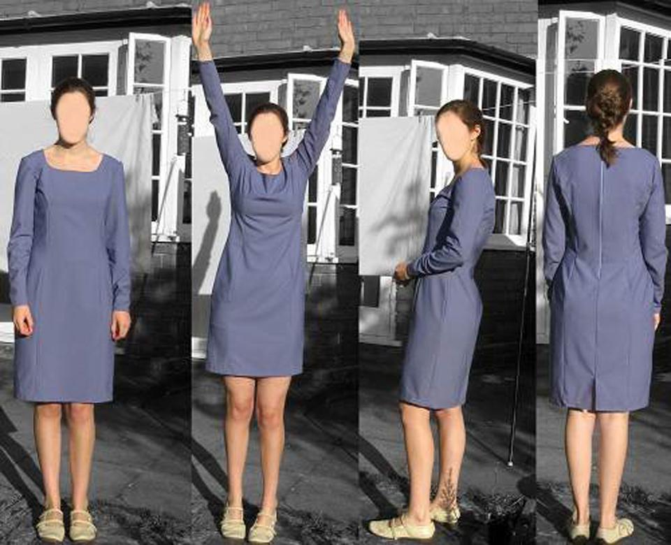 Making Easy Dress for Women