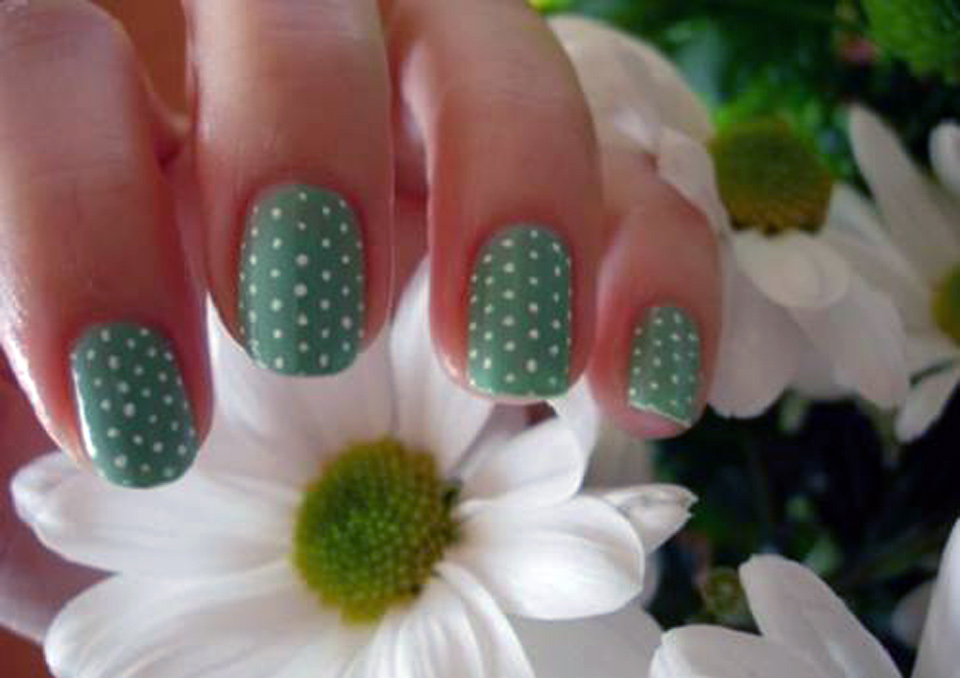 Easy nail designs for girls inofashionstyle easy nail designs for girls prinsesfo Images