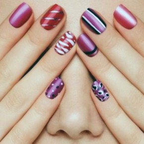 Easy Nail Designs For Short Nails Pictures