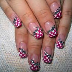 Easy Nails Designs For Kids Ideas Pictures