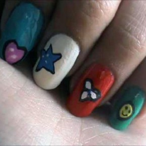 Easy Nails Designs For Kids Best Pictures