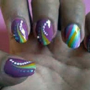 Easy Short Nail Designs Images Pictures