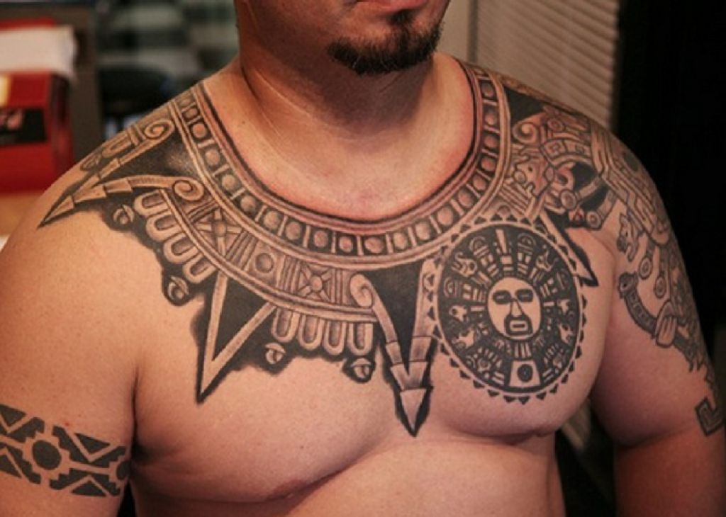 Elegant Miami Polynesian Tattoo Ink Pictures