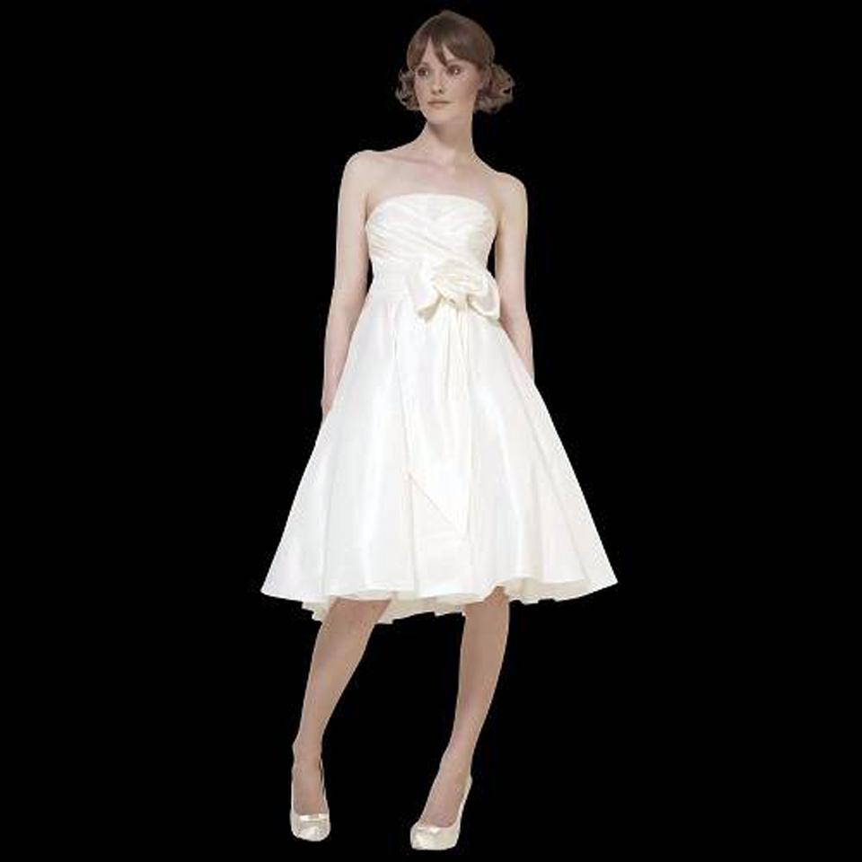 Elegant Tea Length Wedding Dresses For Sale