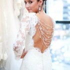 Elegant White Long Dresses Backless Pictures
