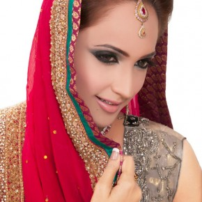 Faiza's Beauty Saloon Bridal Shoot 2013 With New Fashion Trends