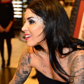 Famous Latina Tattoo Artist Design Pictures