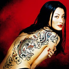 Famous Tattoo Artist Female Design Pictures