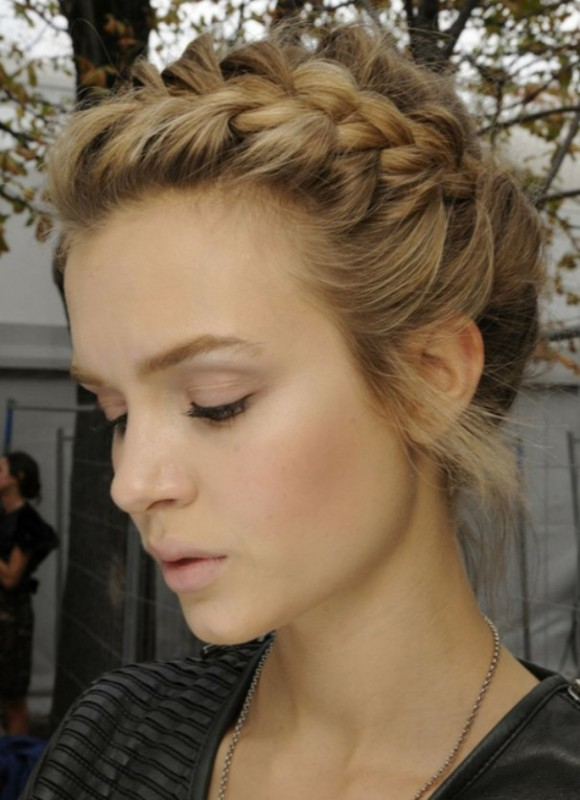 fashion braids hairstyles, Beautiful And Stylish Hairstyles Trends for 2012