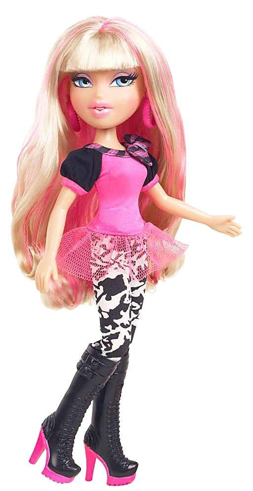 Fashion doll accessories bratz neon runway doll fashion gallery Bratz fashion look and style doll