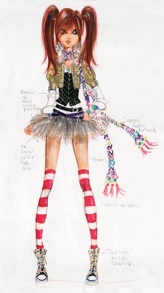 Fashion Doll Accessories Liv Dolls By Michelle Lucas At Coroflot Fashion Gallery
