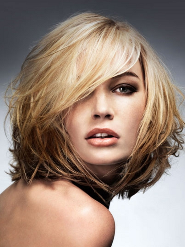 fashionable hairstyle 2012, Trendy Medium Hairstyles 2012 ...