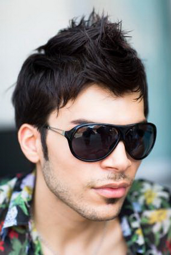 fashionable hairstyles for men, Trendy Haircuts For Men 2011