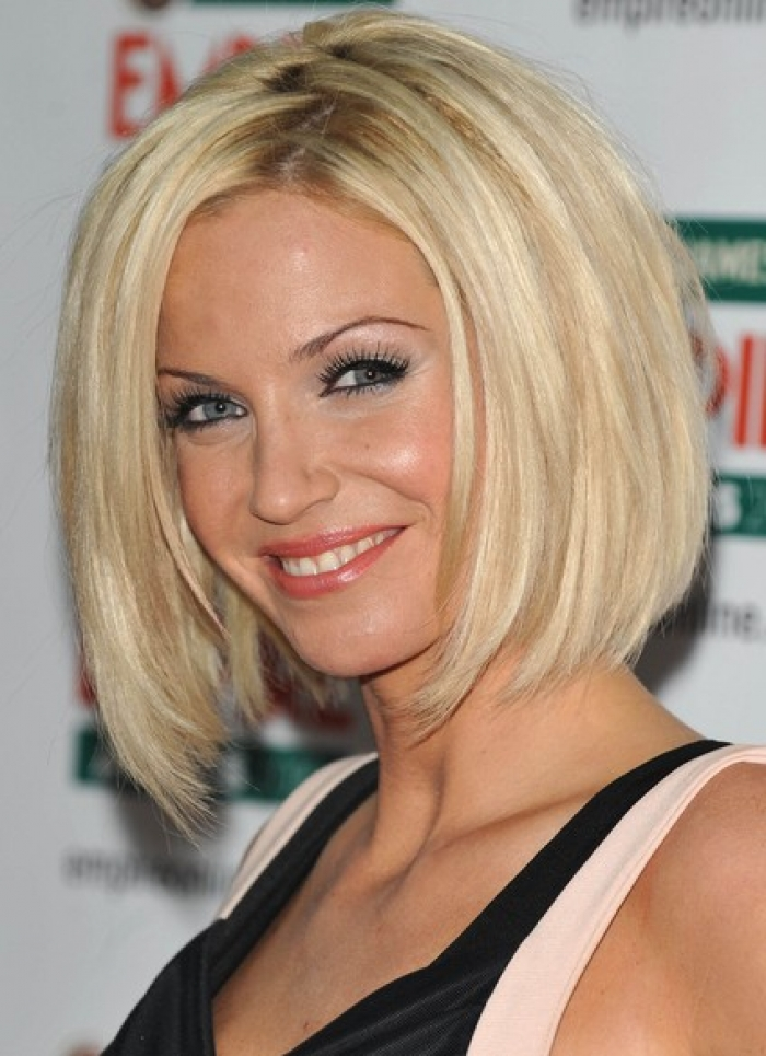fashionable short hairstyles Fashionable Short Bob Hairstyle