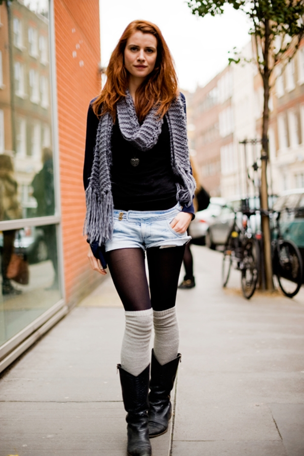 Fashionable Winter Outfits Street Style Winter Cowgirl Fashion Gallery
