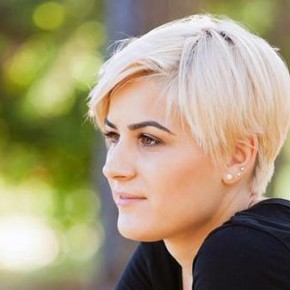 Fine Hair Short Cut Images Pictures