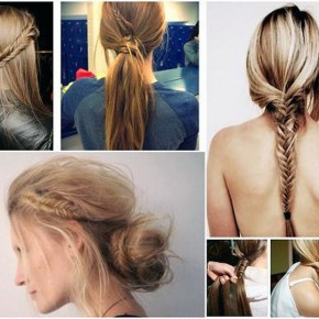 Fishtail Braid Hairstyles Ideas Pictures