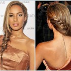 Fishtail Braid Hairstyles Images Pictures