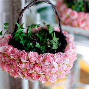 Flower Girl Basket Ideas Image Pictures