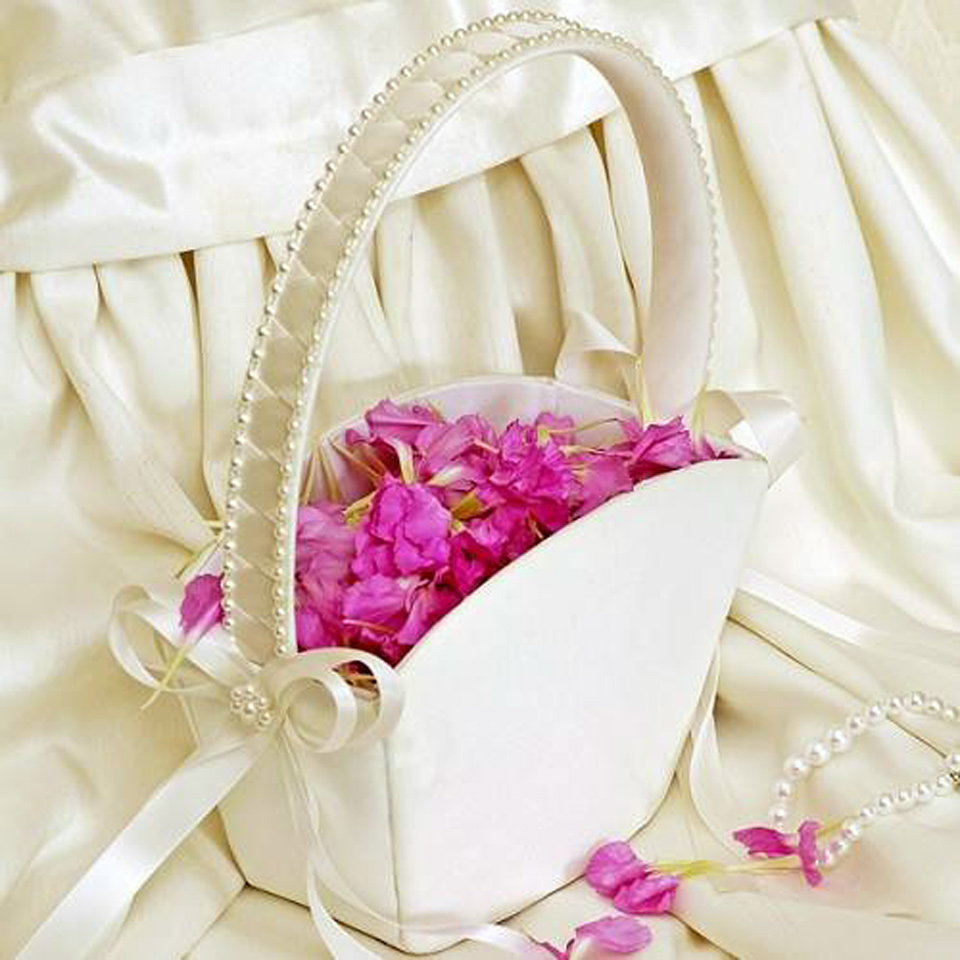 Flower Girl Basket Ideas Make Pictures : Fashion Gallery