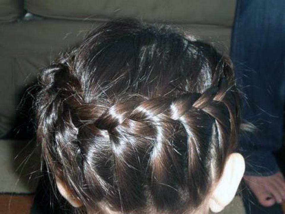Flower Girl Hair Braids Styles