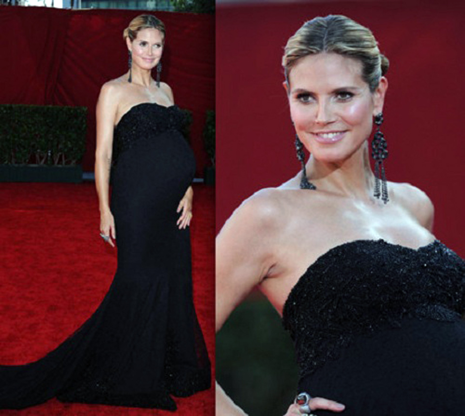 Formal Maternity Dresses 2013