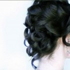 Front Updo For Short Fine Hair Images Pictures