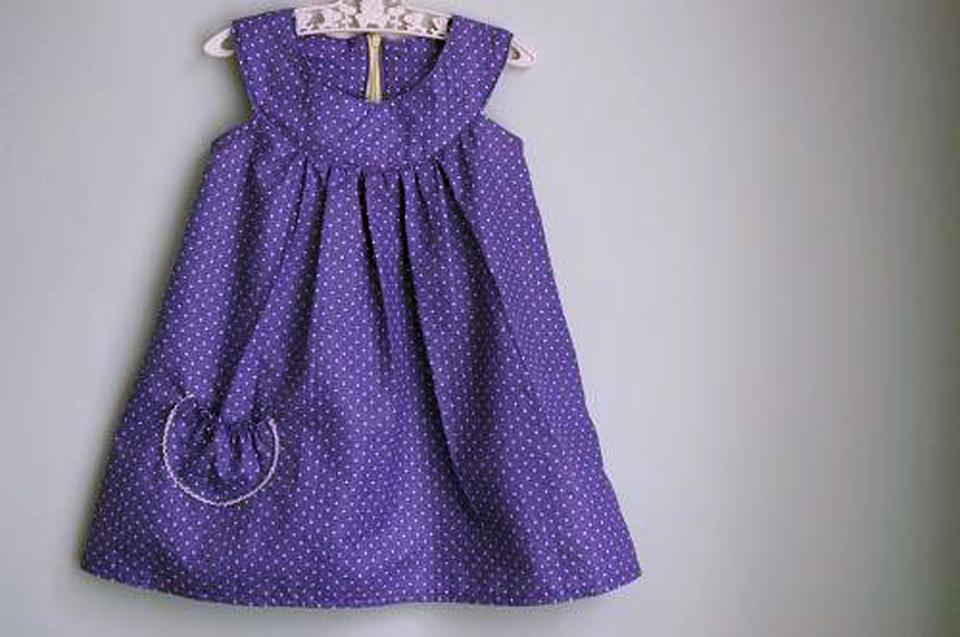 Girls Dresses Patterns Simplicity