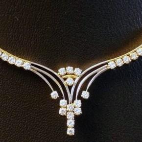 Gold Necklace Sets Designs Pictures