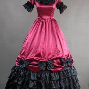 Gothic Short Prom Dresses Best Pictures