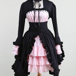 Gothic Short Prom Dresses Samples Pictures