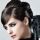 Gothic Updos Long Hair Styles Pictures