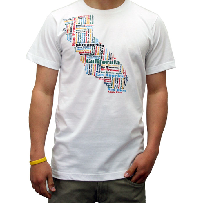 Graphic t shirts for men california cities graphic for Graphic t shirt designs